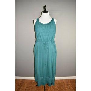 CATHERINE'S Sleeveless Lace Maxi Dress